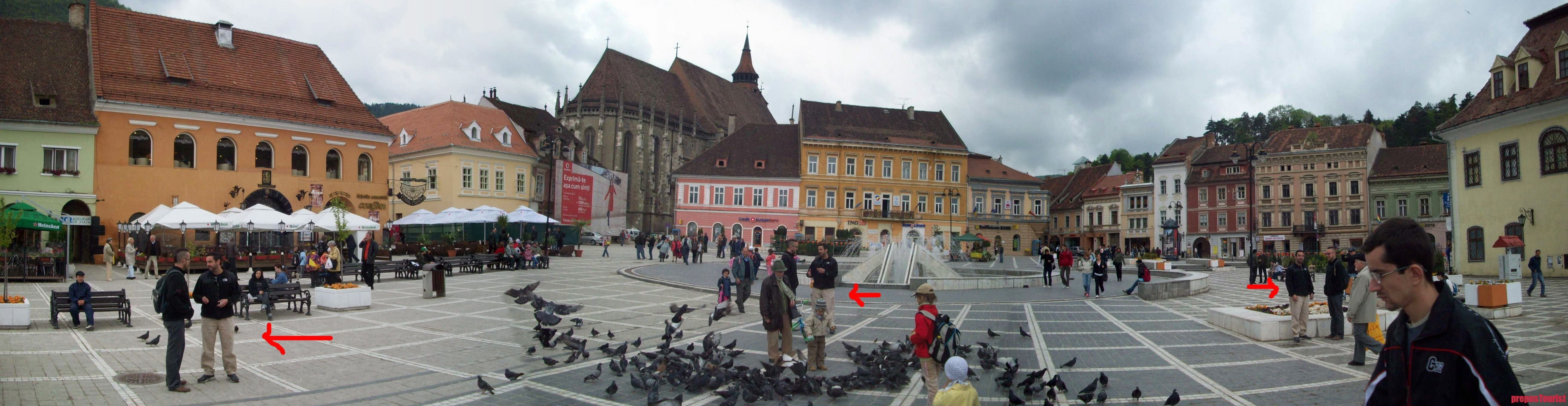 A Day in Brasov