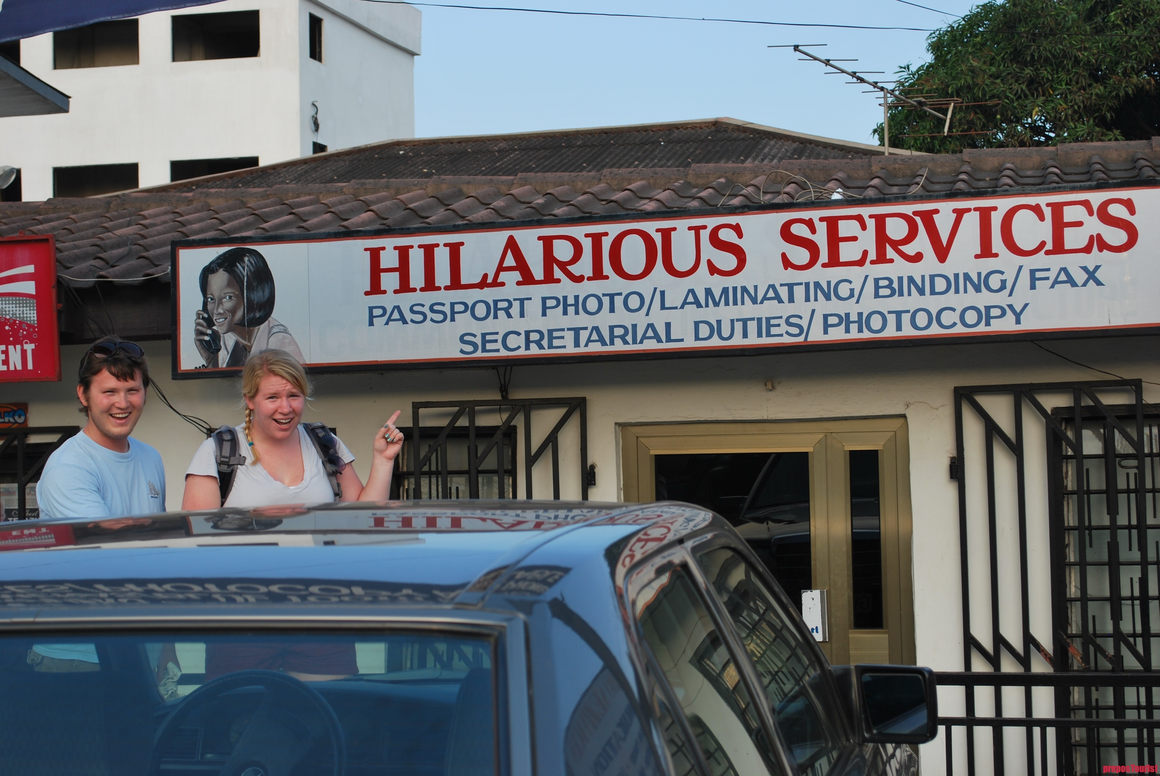 Hilarious Services